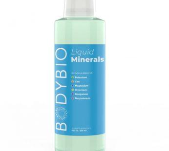 Pre-Mixed Liquid Minerals
