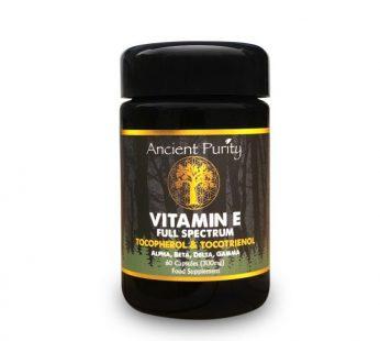Vitamin E – Full Spectrum