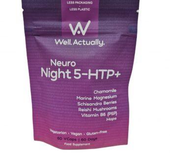 Neuro Night Complex | 5-HTP | 7 Vitamins, Minerals & Herbs | 60 days