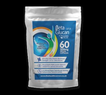 Beta Glucan Capsules